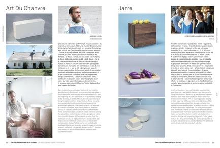 Dossier de presse | 611-26 - Communiqué de presse | Index-Design lance la 10e édition du Guide - 300 adresses design pour aménager et rénover - Index-Design - Édition - Créateurs émergents du Québec - Crédit photo : Index-Design
