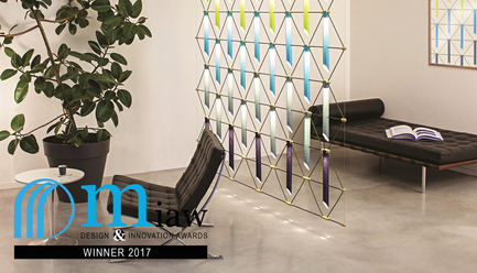 Press kit | 2276-04 - Press release | MIAW 2017: And the Winners Are - ArchiDesignclub by Muuuz - Competition - DESIGNHEURE - Mozaik - Photo credit: (c) muuuz