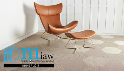 Press kit | 2276-04 - Press release | MIAW 2017: And the Winners Are - ArchiDesignclub by Muuuz - Competition - DICKSON - Woven Flooring - Photo credit: (c) muuuz
