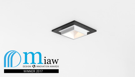 Press kit | 2276-04 - Press release | MIAW 2017 : les lauréats - ArchiDesignclub by Muuuz - Concours - MODULAR LIGHTING INSTRUMENTS - Qbini - Photo credit: (c) muuuz