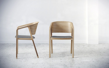 Press kit | 2427-01 - Press release | Beams Chair - EAJY DESIGN GmbH - Product - Photo credit: EAJY DESIGN GmbH