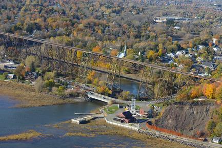 Dossier de presse | 2647-01 - Communiqué de presse | Reinventing our Rivers: Call for Ideas - The City of Québec - Competition - Cap Rouge river - Crédit photo : The City of Québec