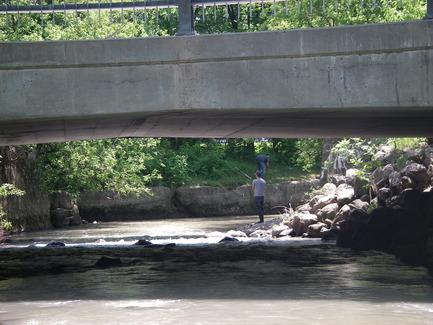 Dossier de presse | 2647-01 - Communiqué de presse | Reinventing our Rivers: Call for Ideas - The City of Québec - Competition - Beauport river - Crédit photo : The City of Québec