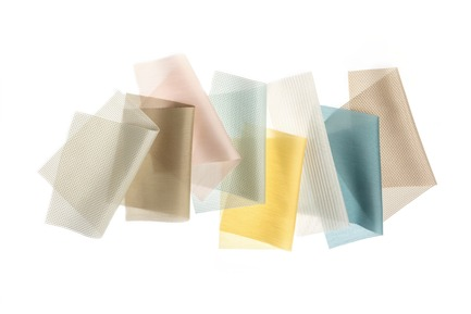 Press kit | 2672-01 - Press release | Colourful Acoustics - Vescom - Product - Vescom - curtain - Acoustics - Photo credit: Vescom