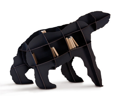 Press kit | 1074-02 - Press release | Bears at SIDIM! - Inhoma Design - Event + Exhibition - Ours Joe / Joe BearIbride - Photo credit: Ibride