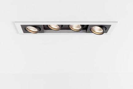 Dossier de presse | 2671-01 - Communiqué de presse | Qbini - Modular Lighting Instruments - Design d'éclairage - Qbini adjustable de Modular Lighting Instruments - Crédit photo : www.supermodular.com