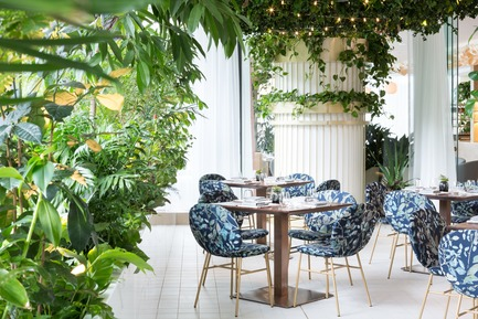 Press kit | 2065-02 - Press release | Botanist Restaurant to Open its Doors on April 24 in Vancouver, BC - Fairmont Pacific Rim - Lifestyle - Botanist - Garden - Photo credit: Ema Peter
