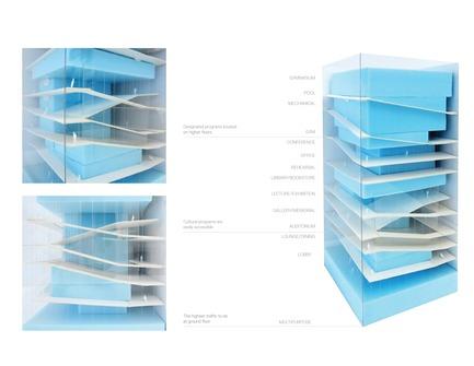 "Press kit | 2611-01 - Press release | Büro Koray Duman Reveals a New Islamic Cultural Center Prototype - Büro Koray Duman Architects - Institutional Architecture - Final Massing Model: 1/16"" = 1'-0"" - Photo credit: Büro Koray Duman Architects"