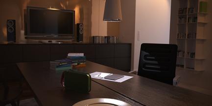 Press kit | 2507-01 - Press release | tuBI' - A Smart Chandelier - Concepticon Studio - Industrial Design - tuBI' - Photo credit: Concepticon Studio