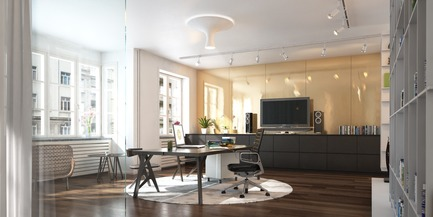 Dossier de presse | 2507-01 - Communiqué de presse | tuBI' - A Smart Chandelier - Concepticon Studio - Design industriel - tuBI' - Crédit photo : Concepticon Studio