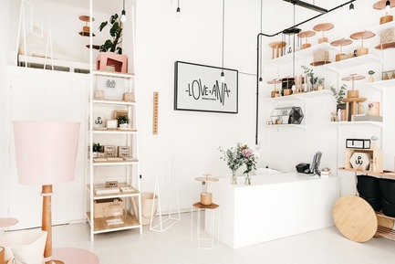Dossier de presse | 2498-01 - Communiqué de presse | Small Studio With Great Love For Design - –Love, Ana. design studio - Lifestyle - –Love, Ana. design studio - Crédit photo : Mateja Vrckovic