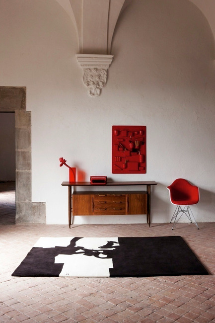 Dossier de presse | 809-08 - Communiqué de presse | Azure announces the finalists of the third Annual Az Awards - Azure Magazine - Concours - Chillida carpet collection by Nani Marquina Nanimarquina