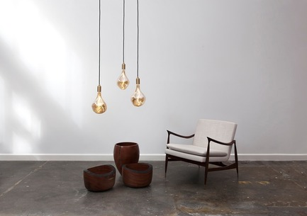 Press kit | 2176-04 - Press release | designjunction Sets the Bar for Ground-Breaking Installations and Collaborative Projects this September - designjunction - Event + Exhibition - DESIGNJUNCTION_LONDON_TALA_VORONOI II BULB & BRASS PENDANT - Photo credit: As Above