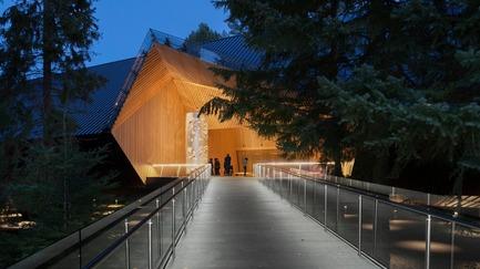 Dossier de presse | 809-21 - Communiqué de presse | AZURE Reveals the Winners of the 2017 AZ Awards - AZURE - Concours -    Audain Art Museum, Whistler, Canada<br>Patkau Architects, Vancouver, Canada<br>Best Architecture Over 1,000 Square Metres - 2017 AZ Awards    - Crédit photo : AZURE