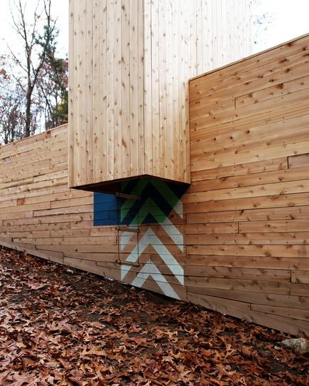 Press kit | 2694-01 - Press release | Five Fields Play Structure - Matter Design & FR|SCH Projects - Landscape Architecture - Photo credit: Brandon Clifford