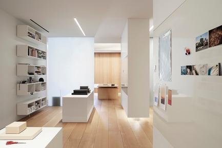 Dossier de presse | 2257-02 - Communiqué de presse | Photographer's Loft - Desai Chia Architecture PC - Residential Interior Design - Studio workspace. - Crédit photo : Paul Warchol