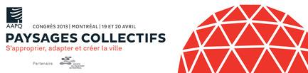 Dossier de presse | 1067-02 - Communiqué de presse | Congrès annuel de l'AAPQ - L'Association des architectes paysagistes du Québec (AAPQ) - Évènement + Exposition