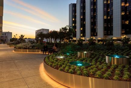 Press kit - AHBE Landscape Architects Unveils Healing