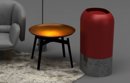 Press kit | 2194-02 - Press release | Design Week Mexico Unveils Program for Its 9th Edition - Design Week Mexico - Event + Exhibition - Aco, Chimenea Ceramica Electrica, Inédito 2017 - Photo credit: Aco