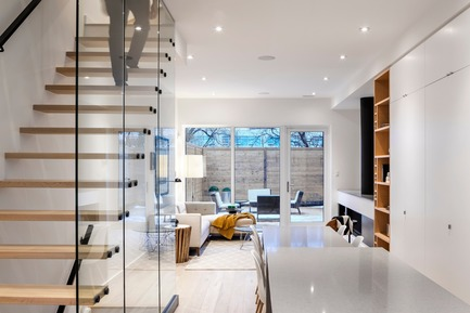 Press kit | 2045-03 - Press release | CORE Modern Homes - Batay-Csorba Architects - Residential Architecture - Dining Room - Photo credit: Doublespace Photography