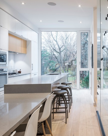 Press kit | 2045-03 - Press release | CORE Modern Homes - Batay-Csorba Architects - Residential Architecture - Kitchen - Photo credit: Doublespace Photography