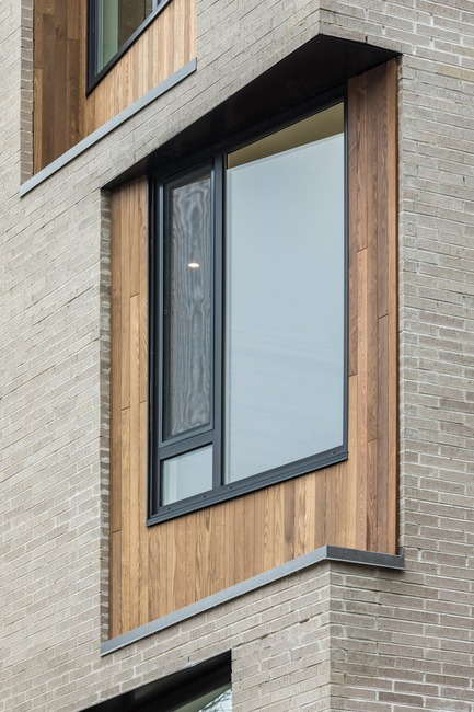 Press kit | 2045-03 - Press release | CORE Modern Homes - Batay-Csorba Architects - Residential Architecture - Facade Detail - Photo credit: Doublespace Photography