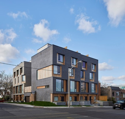 Press kit | 2045-03 - Press release | CORE Modern Homes - Batay-Csorba Architects - Residential Architecture - Corner View - Photo credit: Doublespace Photography