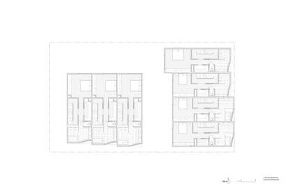 Press kit | 2045-03 - Press release | CORE Modern Homes - Batay-Csorba Architects - Residential Architecture - Third Floor Plan - Photo credit: Batay-Csorba Architects
