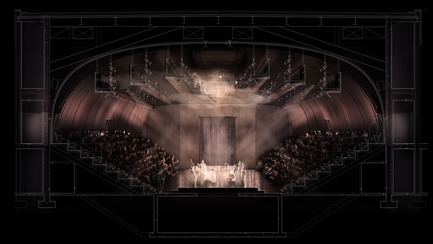 Press kit | 907-02 - Press release | Tom Patterson Theatre - Hariri Pontarini Architects - Institutional Architecture - Photo credit: Hariri Pontarini Architects