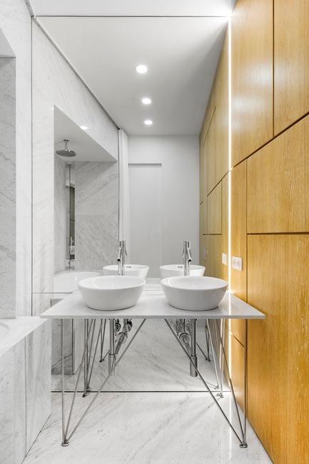 Press kit | 2247-03 - Press release | Apartment in Moscow - Monoloko design - Residential Interior Design - Photo credit: Dmitry Chebanenko