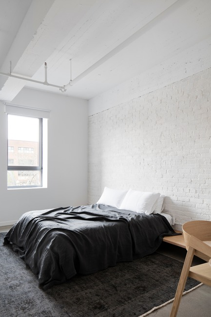 Dossier de presse | 1677-01 - Communiqué de presse | Saint-Laurent Apartment - Atelier Barda architecture - Residential Interior Design - Crédit photo : Adrien Williams