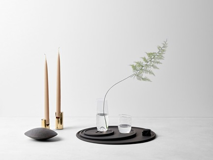 Dossier de presse | 2757-02 - Communiqué de presse | UMÉ Studio Launches Debut Collection of Objects for Everyday Living - UMÉ Studio - Produit - Bouton Series - Black - Crédit photo : Jeffery Cross Photography