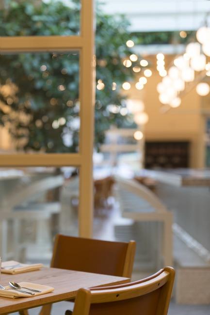 Dossier de presse | 788-05 - Communiqué de presse | Restaurant Perles et Paddock - FX Studio par Clairoux - Design d'intérieur commercial - Crédit photo : atelier welldone
