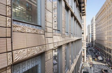 Press kit | 1968-07 - Press release | Winners of the 2017 Architecture MasterPrize Announced (formerly AAP) - Architecture MasterPrize - Commercial Architecture - 529 Broadway - Photo credit: BKSK Architects