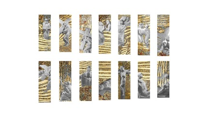 Press kit   3036-01 - Press release   Our Lady of The Fields - Stanislas Chaillou - Institutional Architecture - The Stations of the Cross, by Veronique Charpy, afterMaria de Faykod Lourdes' Station of the Cross - Photo credit: Stanislas Chaillou