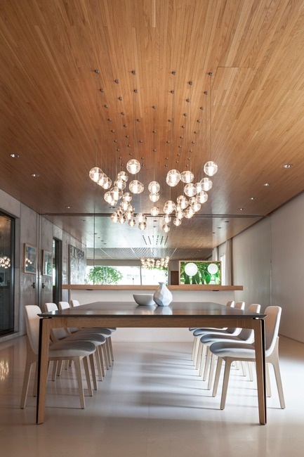Press kit | 3039-01 - Press release | AQHApartment - Coletivo Arquitetos - Residential Interior Design - Dining Room - Photo credit: RuiTeixeira