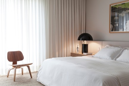 Press kit | 3039-01 - Press release | AQHApartment - Coletivo Arquitetos - Residential Interior Design - Bedroom  - Photo credit: RuiTeixeira