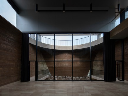 Press kit | 3044-01 - Press release | Sanbaopeng Art Museum - DL Atelier - Institutional Architecture - multimedia space - Photo credit: Haiting Sun