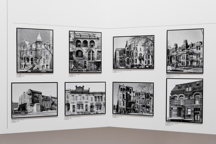 "Dossier de presse | 756-18 - Communiqué de presse | The CCA Presents ""Greystone: Tools for Understanding the City"". - Canadian Centre for Architecture (CCA) - Event + Exhibition - Greystone: Tools for Understanding the City. Installation view, 2017. <br><br><br><br>. - Crédit photo : CCA, Montréal."