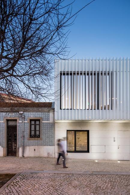 Press kit | 3051-01 - Press release | Pastoral Center of Moscavide - Plano Humano Arquitectos - Competition - Photo credit: João Morgado