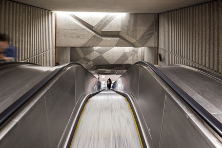 Press kit | 865-29 - Press release | Dernier hommage à l'architecte visionnaire fondateur de Lemay - Lemay - Commercial Architecture - De l'Église metro station - Lemay -Montreal,Québec, Canada, 1974 - Photo credit: Lemay