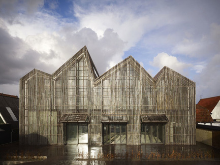 Press kit | 1071-01 - Press release | Architizer A+ Awards winners announced - Architizer - Competition -  Kaap Skil, maritime and beachcombers museum, Mecanoo  - Photo credit: Architizer