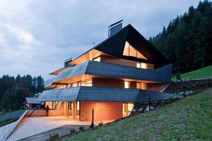Press kit | 1071-01 - Press release | Architizer A+ Awards winners announced - Architizer - Competition - Dolomitenblick - Plasma studio  - Photo credit: Architizer