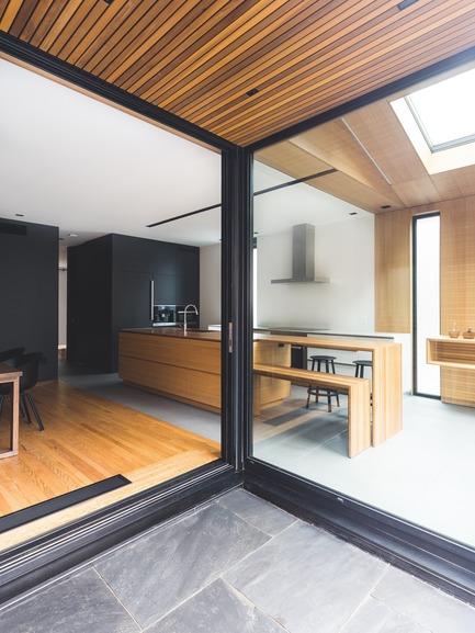 Press kit | 635-07 - Press release | BOÎTE NOIRE II - Natalie Dionne Architecture - Residential Architecture - Photo credit:  Raphaël Thibodeau