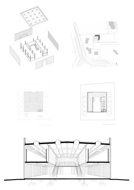 Press kit | 1068-01 - Press release | Mosquito Coast Factory - Tolila+Gilliland - Industrial Architecture - Photo credit: Tolila+Gilliland