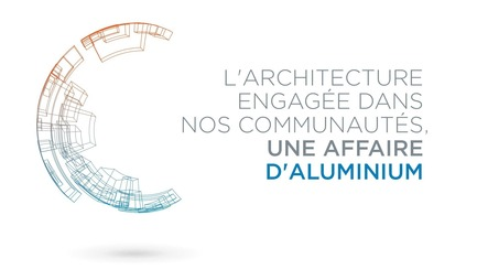 Press kit | 974-09 - Press release | The Centre d'expertise sur l'aluminiun(CeAl) and Alcoa Innovation Launch an Architectural Design Competition - Centre d'expertise sur l'aluminium (CeAl) and Alcoa Innovation - Competition - Photo credit: Relations PubliquesPÉLICAN