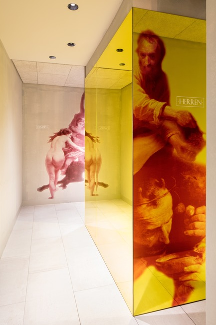 Press kit | 2274-03 - Press release | Wein&Co - BEHF Architects - Commercial Architecture - Restrooms  - Photo credit: Markus Kaiser