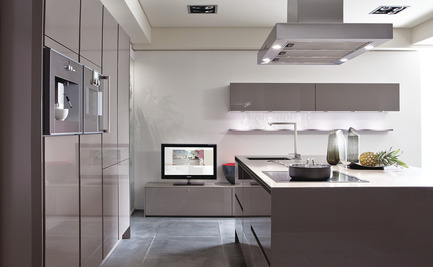 Press kit | 1061-01 - Press release | SieMatic comes to Quebec! - SieMatic - Industrial Design - La S2 - Photo credit: SieMatic