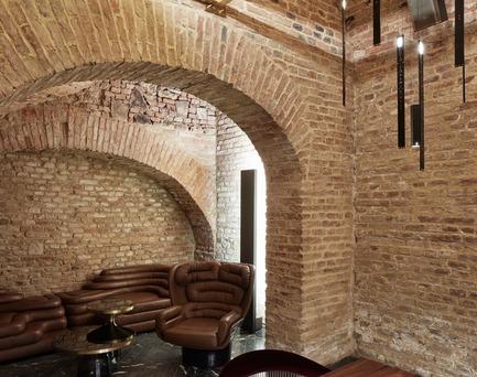 Dossier de presse | 3048-01 - Communiqué de presse | krypt.bar - Büro KLK - Commercial Interior Design - Crédit photo : David Schreyer