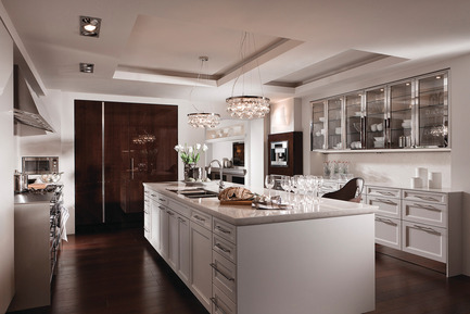 Press kit | 1061-01 - Press release | SieMatic comes to Quebec! - SieMatic - Industrial Design - La BeauxArts - Photo credit: SieMatic